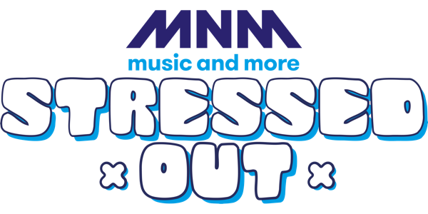 MNM Stressed Out logo